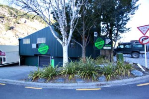 Queenstown storage company
