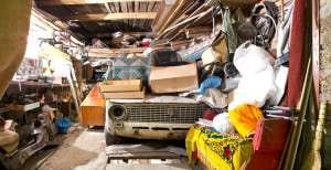 household storage crisis